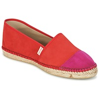 Shoes Women Espadrilles Pare Gabia VP PREMIUM Red / Pink