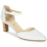 Shoes Women Court shoes France Mode LAURIC SE TA White