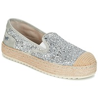 Shoes Women Espadrilles Mustang FRIO Silver