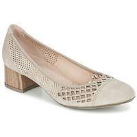 Shoes Women Court shoes Hispanitas DOUGA Nougat