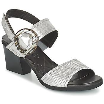 Shoes Women Sandals Hispanitas DADOMPI Silver