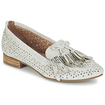 Shoes Women Loafers Mam'Zelle ZELINA Grey