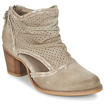 Shoes Women Ankle boots Dkode BAHAL Taupe