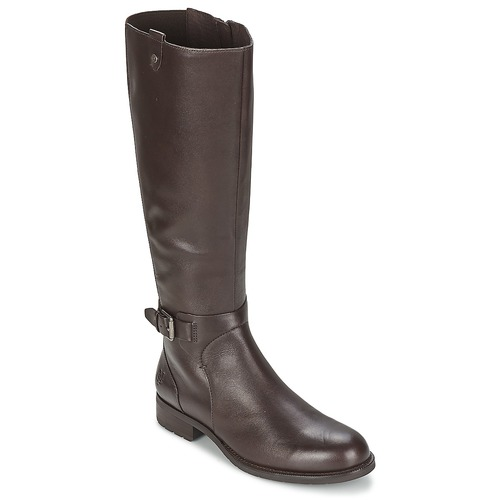 Shoes Women Boots Marc O'Polo MELINA Brown