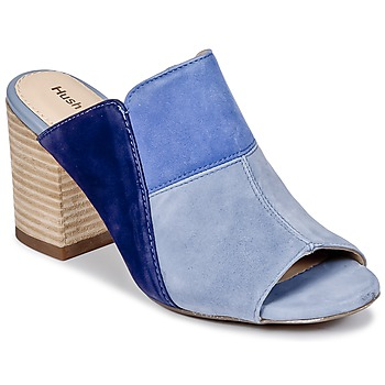 Shoes Women Mules Hush puppies SAYER Blue