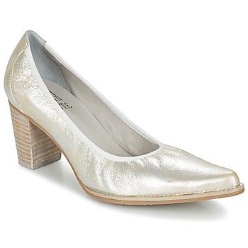 Shoes Women Court shoes Un Matin d'Ete NAZETO Silver