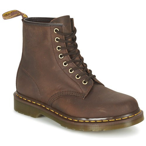 Shoes Mid boots Dr Martens 1460 Brown / Dark