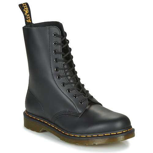 Shoes Mid boots Dr Martens 1490 Black