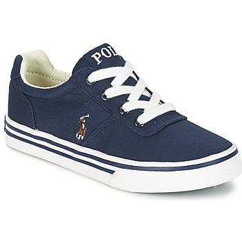 Shoes Boy Low top trainers Polo Ralph Lauren HANFORD Marine