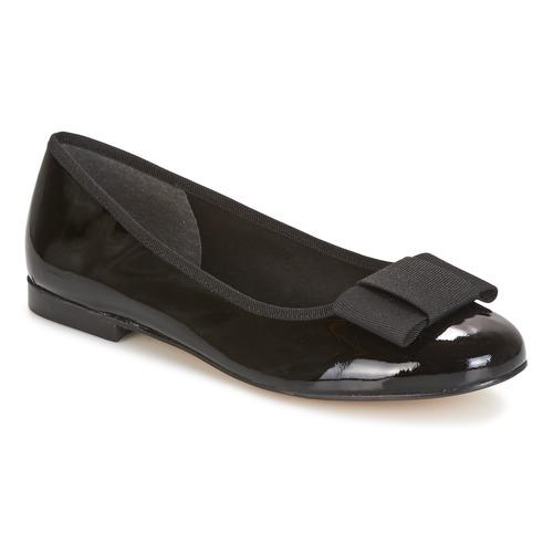 Shoes Women Ballerinas Betty London FLORETTE Black