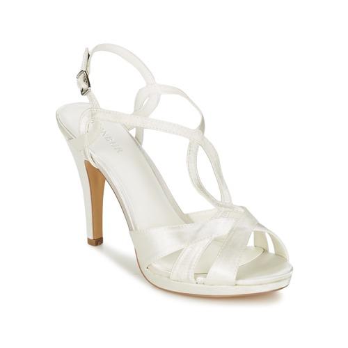 Shoes Women Sandals Menbur AMPARO Cream