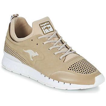Shoes Low top trainers Kangaroos COIL 2.0 MONO Beige