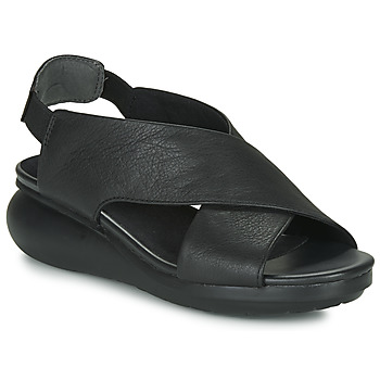 Shoes Women Sandals Camper BALLOON Black