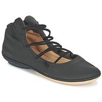 Shoes Women Ballerinas Camper RIGHT NINA Black