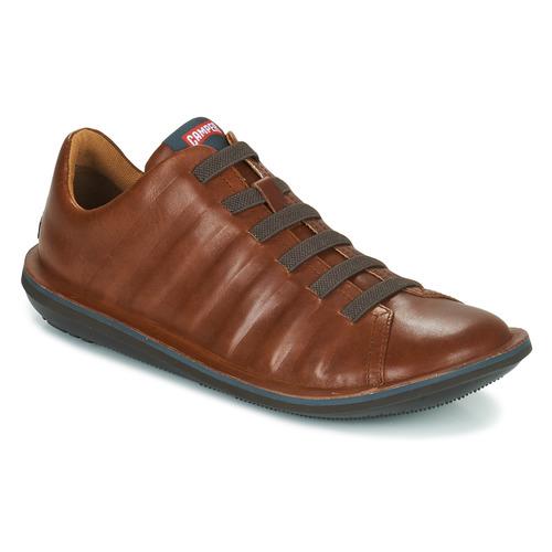 Shoes Men Derby shoes Camper BEETLE Brown