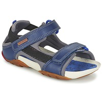 Shoes Boy Sandals Camper OUS Marine