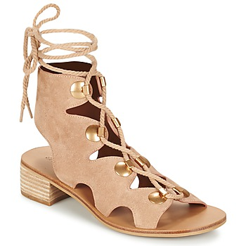 Shoes Women Sandals See by Chloé SB28231 BEIGE