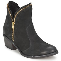 Shoes Women Mid boots Casual Attitude LALE Black
