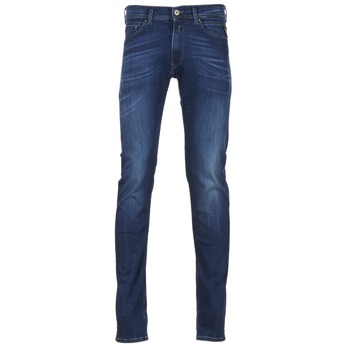 material Men Skinny jeans Replay JONDRILL Blue / Medium