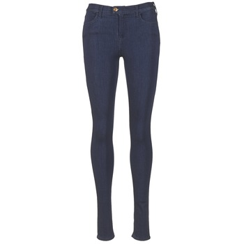 material Women Skinny jeans Replay TOUCH Blue / Raw