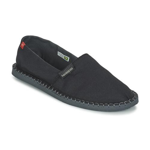 Shoes Espadrilles Havaianas ORIGINE III Black