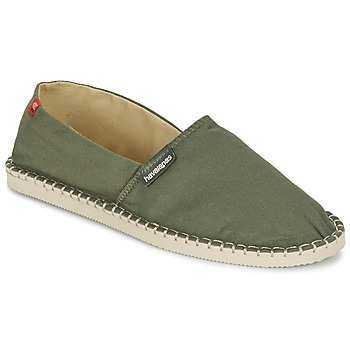 Shoes Espadrilles Havaianas ORIGINE III Green
