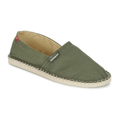 Shoes Espadrilles Havaianas ORIGINE III Green