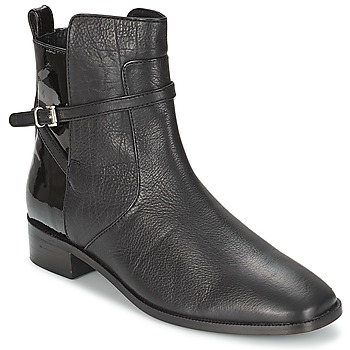 Shoes Women Mid boots Bertie PELLI Black