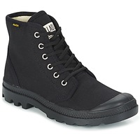 Shoes Mid boots Palladium PAMPA HI ORIG U Black