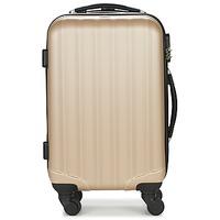 Bags Hard Suitcases David Jones CHAUVETTA Gold