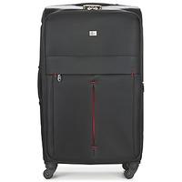 Bags Soft Suitcases David Jones JAVESKA 111L Black