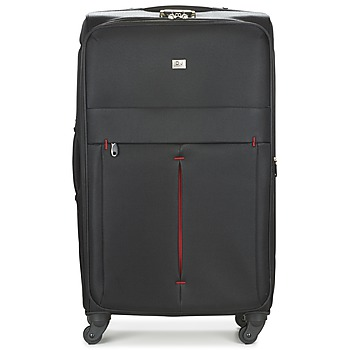 Bags Soft Suitcases David Jones JAVESKA 111L Black