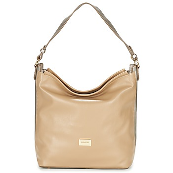 Bags Women Shoulder bags David Jones VENITOLA Beige