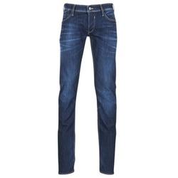 material Men straight jeans Le Temps des Cerises 711 Blue / Dark