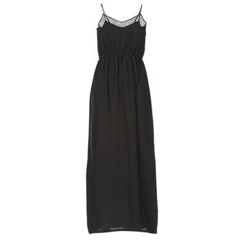 material Women Long Dresses Molly Bracken TEDER Black