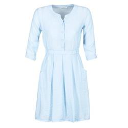 material Women Short Dresses Molly Bracken BLECH Blue