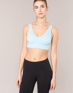 material Women Sport bras Only Play MIRA Blue