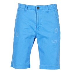 material Men Shorts / Bermudas Petrol Industries CHINO Blue
