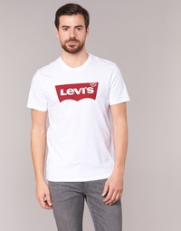 material Men short-sleeved t-shirts Levi's GRAPHIC SET-IN White