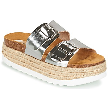 Shoes Women Mules Sweet Lemon IRIS Silver