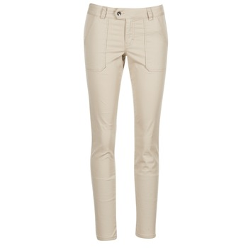 material Women chinos Les P'tites Bombes CHANTU BEIGE