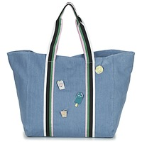 Bags Women Shopper bags Paul & Joe Sister HASSINA Blue