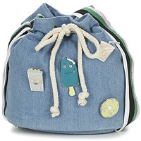 Bags Women Shoulder bags Paul & Joe Sister HATEM Blue