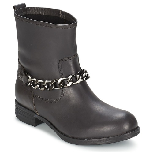 Shoes Women Mid boots Bocage MOANNA Grey