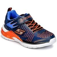 Shoes Boy Multisport shoes Skechers ERUPTERS II MARINE / Orange