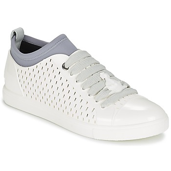 Shoes Men Low top trainers Vivienne Westwood ORB ENAMELLED SNKER White