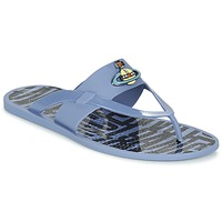 Shoes Men Flip flops Vivienne Westwood ORB ENAMELLED SDL Blue