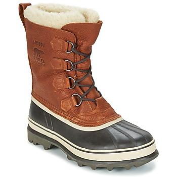 Shoes Men Snow boots Sorel CARIBOU WL Tabacco