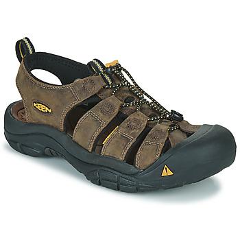Shoes Men Sports sandals Keen NEWPORT Brown