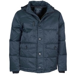 material Men Parkas Freeman T.Porter MELLOW COTTON WAX Marine